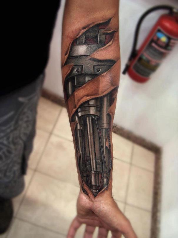 aunque en esencia cualquiera que sea un buen tatuador debería estar ...