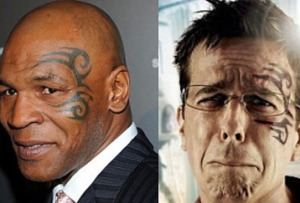 hangover2 Mike Tyson tattoo