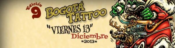 Imagen: Bogotá Tattoo